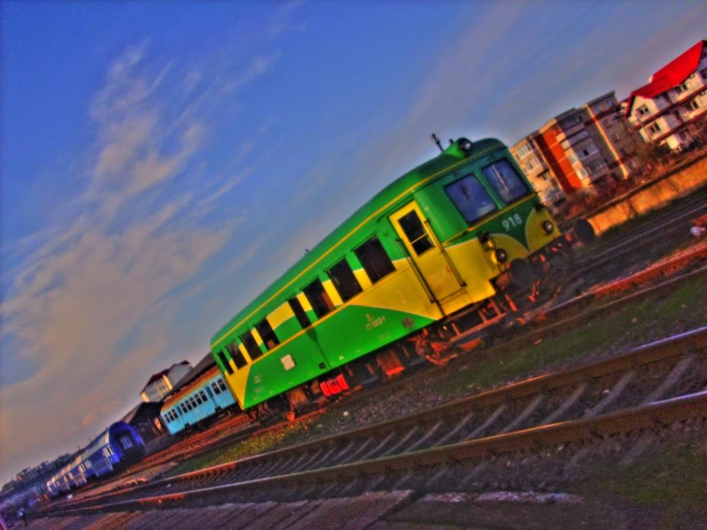 Trenuletul Thomas