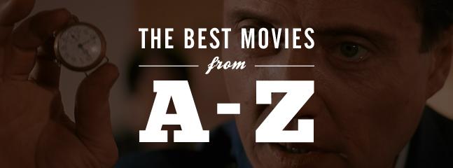 filme de la a la z