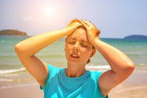 Care sunt simptomele insolatiei